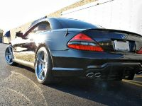 Speedriven Mercedes SL 600 CNG, 3 of 6