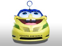 SpongeBob Movie-themed 2015 Toyota Sienna, 1 of 6
