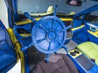 SpongeBob Movie-themed 2015 Toyota Sienna, 6 of 6
