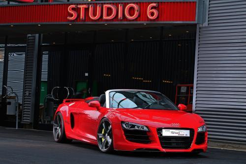 Спортивные Колесные Диски Audi R8