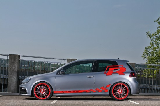 Sport-Wheels VW Golf VI R