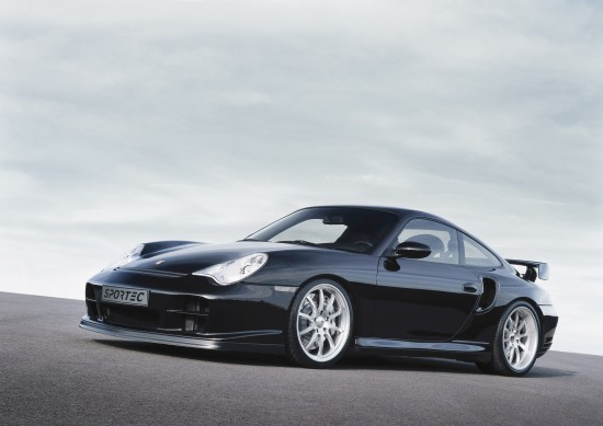 Sportec Porsche 996 GT2 SP650
