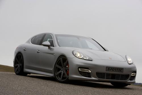 Sportec твики роскошный Porsche Panamera