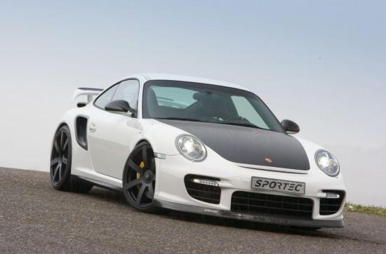 Sportec Porsche SP 800 R