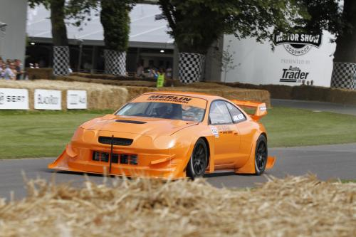Sprint Series Toyota Celica GT4 - самый быстрый в 2011 GoodWood