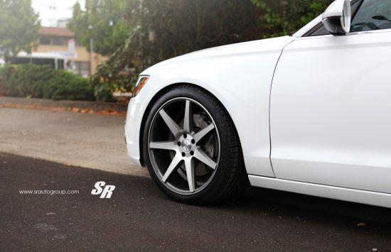 SR Auto Audi A6 Vossen CV7