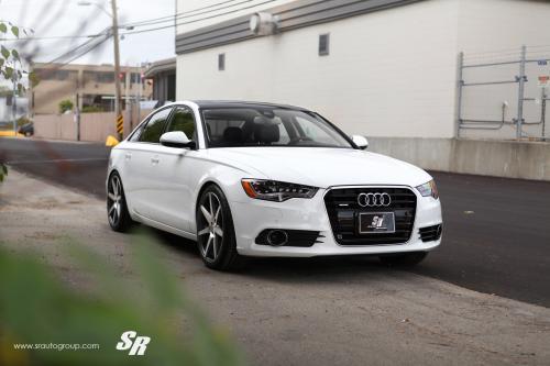 SR Auto Audi A6 Воссен CV7