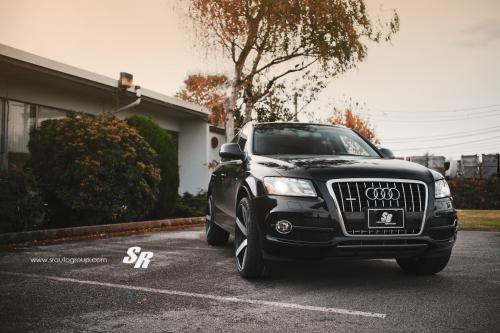 SR Auto Audi Q5 Воссен CV3 - универсальность в действии