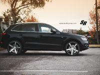 SR Auto Audi Q5 Vossen CV3, 5 of 7