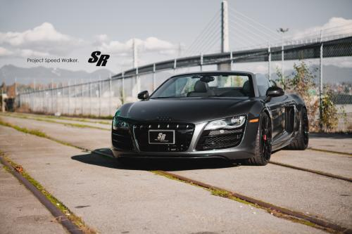 Проект Speed Walker: SR Auto Audi R8 Spyder