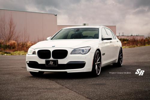 Проект Grand Walker: SR Auto BMW 750Li CV1