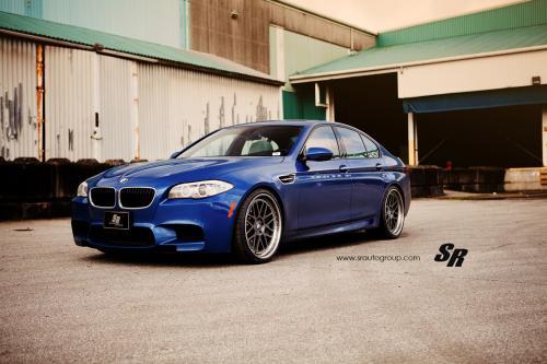 SR Auto повышает BMW F10 M5