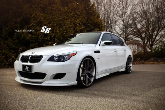 SR Auto BMW M5 E60