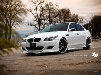 SR Auto BMW M5 E60, 2 of 8