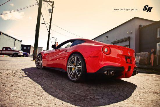 SR Auto Ferrari F12 Berlinetta