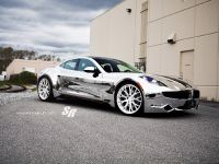 SR Auto Fisker Karma Chrome, 2 of 8