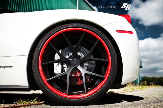 SR Auto Ice Blade Ferrari 458 Italia