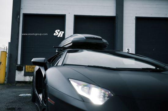 SR Auto Lamborghini Aventador LP700 Winter Edition