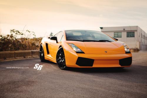 Остроты: SR Auto, Lamborghini Gallardo, PUR 3HREE