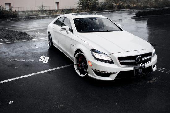 SR Auto Mercedes-Benz CLS63 AMG