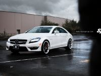 SR Auto Mercedes-Benz CLS63 AMG, 2 of 6