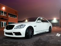 SR Auto Mercedes-Benz S63 AMG, 2 of 7