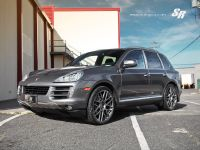 SR Auto Porsche Cayenne Shades Of Grey Project , 1 of 5