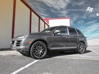 SR Auto Porsche Cayenne Shades Of Grey Project , 2 of 5