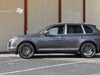 SR Auto Porsche Cayenne Shades Of Grey Project , 3 of 5