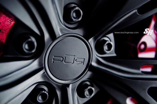 SR Auto Porsche Cayenne Turbo S