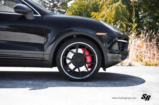 SR Auto Porsche Cayenne