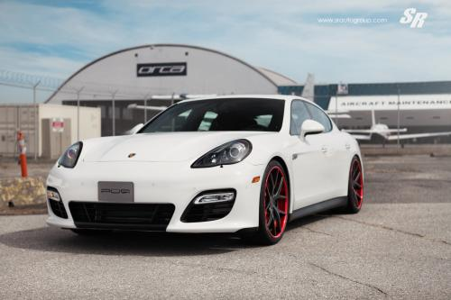 SR Auto Porsche Panamera GTS - проект Crimson Crusader