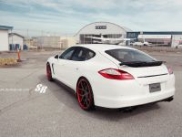 SR Auto Porsche Panamera GTS Crimson Crusader