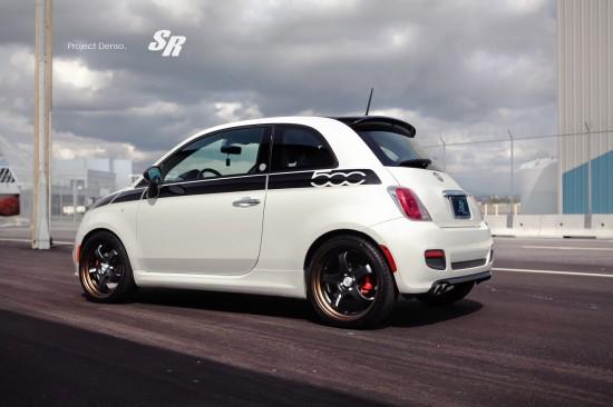 SR Project Denso Fiat 500 Prima Edizione