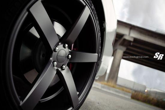SR Auto Range Rover Vossen CV3