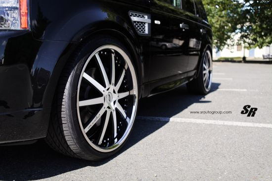SR Auto Range Rover