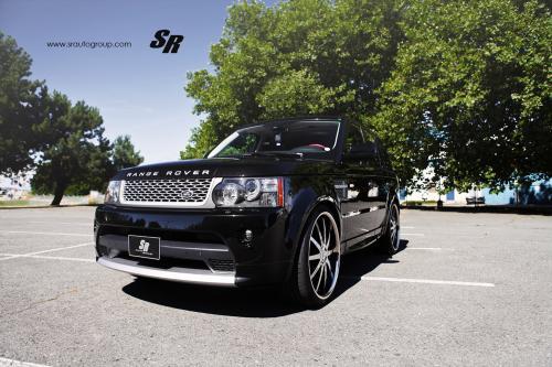 SR Auto Range Rover с Agetro C100