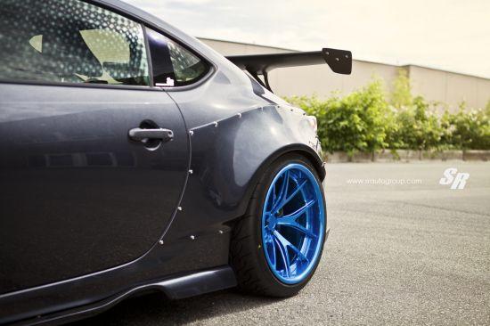 SR Auto Scion FR-S Rocket Bunny
