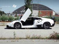 SR Auto White Wing Lamborghini Murcielago SV, 3 of 8