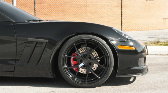 SR Chevrolet Corvette C6 Inspired Autosport Project M47