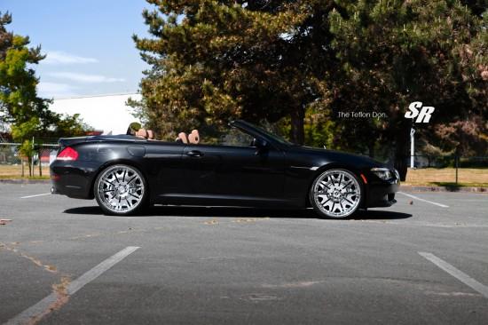 SR Project Teflon Don BMW 650i