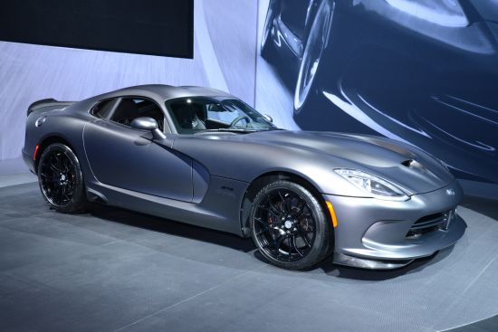 SRT Time Attack Carbon Special Edition Viper GTS New York