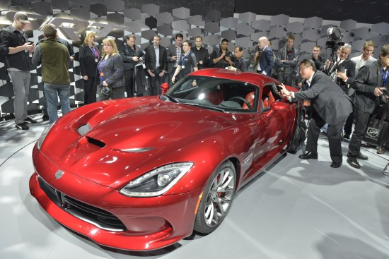 SRT Viper New York