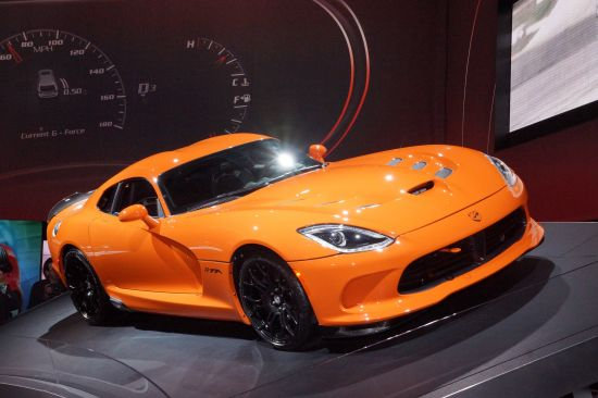 SRT Viper TA New York