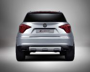 SsangYong C200 concept, 4 of 4