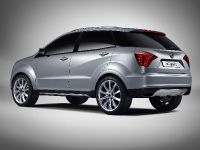 SsangYong C200 concept, 3 of 4