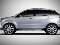 SsangYong C200 concept, 2 of 4