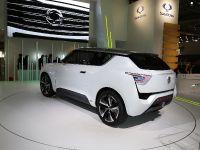 SsangYong e-XIV concept Paris 2012