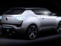 SsangYong e-XIV Concept , 2 of 3