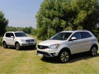 SsangYong Rexton W and Korando 60th Anniversary, 1 of 6